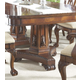 Fine Furniture Antebellum Double Pedestal Dining Table in Hermitage 920-818-9