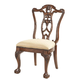Fine Furniture Antebellum Ball & Claw Side Chair in Hermitage (Set of 2) 920-824