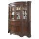 Fine Furniture Antebellum Buffet with Hutch in Hermitage 920-841-2