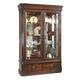 Fine Furniture Antebellum Display Cabinet in Hermitage 920-990