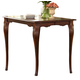 Liberty Furniture Woodland Creek Gathering Table in Rust Russet 606-GT5454