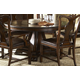 Fine Furniture Hyde Park Round Dining Table in Saint James 1110-810/811
