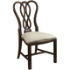 Fine Furniture Hyde Park Side Chair (Set of 2) in Saint James 1110-820