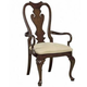 Fine Furniture American Cherry Brandywine Arm Chair (Set of 2) 1020-821