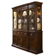Fine Furniture Hyde Park China Cabinet in Saint James 1110-841-842