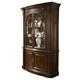 Fine Furniture American Cherry Charleston Display Cabinet 1020