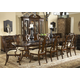 Fine Furniture American Cherry 11pc Fredericksburg Dining Table & Brandywine Chairs Dining Room Set 1020