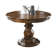 Fine Furniture Summer Home Round Dining Table in Lodge 1050