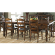Fine Furniture Summer Home Rectangular Dining Table in Lodge 1050-818
