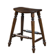 Fine Furniture Summer Home Saddle Counter Stool in Lodge 1050-928-S