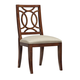 Fine Furniture Boulevard Wood Dining Side Chair in Gateway (Set of 2) 1360-820