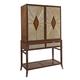Fine Furniture Boulevard Wine Cabinet in Gateway 1360-995