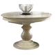 Fine Furniture Summer Home Round Dining Table in Shell 1051
