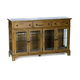A-America Laurelhurst Wide Buffet in Rustic Oak LAURO9080