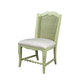 Fine Furniture Summer Home Wicker Back Side Chair in Sky (Set of 2) 1053-824