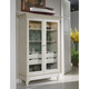Fine Furniture Summer Home Display Cabinet in Shell 1051-830