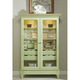 Fine Furniture Summer Home Display Cabinet in Sea Grass 1052-830