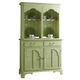 Fine Furniture Summer Home China Buffet with Hutch in Sea Grass 1052-831