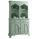 Fine Furniture Summer Home China Buffet with Hutch in Sky 1053