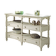 Fine Furniture Summer Home Console in Shell 1051-940