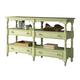 Fine Furniture Summer Home Console in Sea Grass 1052-940