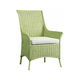 Fine Furniture Summer Home Cottage Wicker Arm Chair in Sea Grass 3222-03-1052-134