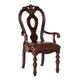 Standard Furniture Westchester Arm Chair (Set of 2) in Rich Cherry 16225