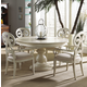 Fine Furniture Summer Home 5pc Round Dining Dining Room Set 1051