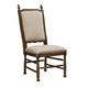 Fine Furniture Harbor Springs Upholstered Ladderback Side Chair in Port (Set of 2) 1370-820