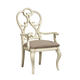 Fine Furniture Harbor Springs Scroll Arm Chair in Haven (Set of 2) 1371-825