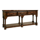 Fine Furniture Harbor Springs Long Console Base in Port 1370-940