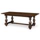 Magnussen Furniture Loren Rectangular Dining Table in Deep Cherry D2470-20