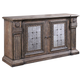 Pulaski Accentrics Home Alexandreah Credenza in Aged Patina 203005