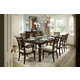 Fine Furniture Biltmore 9 Piece Louis Dining Set in Vanderbilt
