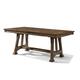 A-America Ozark Trestle Dining Table in Mango OZAMA6300