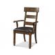 A-America Ozark Plank Arm Chair in Mango (Set of 2) OZAMA246K