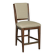 Kincaid Elise Solid Wood Spectrum Counter Height Side Chair (Set of 2) in Amaretto 77-067