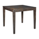 Kincaid Montreat Tall Dining Table in Graphite 84-058