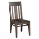 Kincaid Montreat Saluda Wood Side Chair in Graphite (Set of 2) 84-061