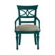 Stanley Coastal Living Retreat Sea Watch Arm Chair in Belize Teal (Set of 2) 411-41-70