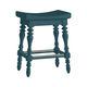 Stanley Coastal Living Retreat 5 O'Clock Somewhere Counter Stool in English Blue (Set of 2) 411-51-74