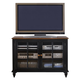Liberty Low Country Entertainment TV Console in Anchor Black 80-TV46