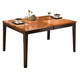 New Classic Latitudes Rounded Dining Table in Two Tone 40-160-10T