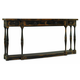 Hooker Furniture Sanctuary 4 Drawer Thin Console in Ebony SALE Ends Jul 14