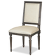 Universal Furniture Great Rooms - Berkeley 3 Bergere Side Chair in Brownstone (Set of 2) 311734-RTA CODE:UNIV20 for 20% Off