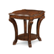 A.R.T. Old World Rectangular End Table