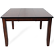 Crown Mark Maldives Counter Height Table in Brown 2760T-5454