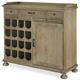 Universal Furniture Great Rooms - Berkeley Small Wine Cabinet in Studio 316774
