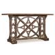 Hooker Furniture Melange Rafferty Console in Pine 638-85001