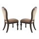 Samuel Lawrence Monarch Side Chair in Smoke Walnut (Set of 2) 8794-154 CLEARANCE